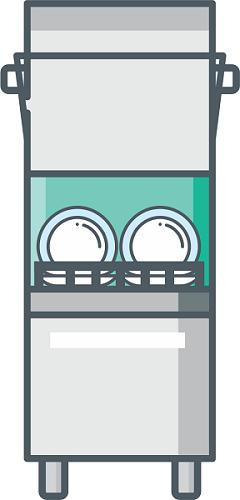 Industriopvaskemaskine