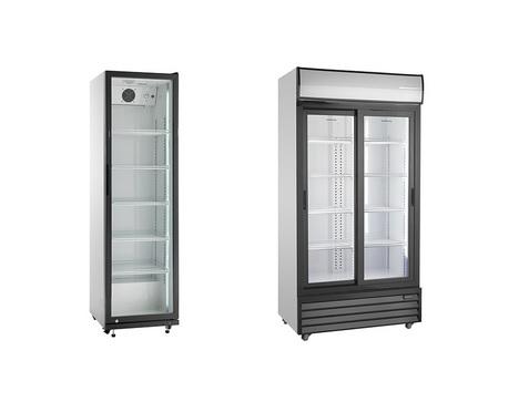 flaskekøleskab billede